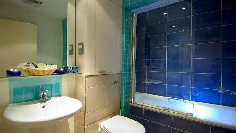 Bathroom at Oakwood Bow Lane