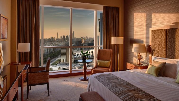 Gorgeous bedroom at Dusit Thani Abu Dhabi Apartments