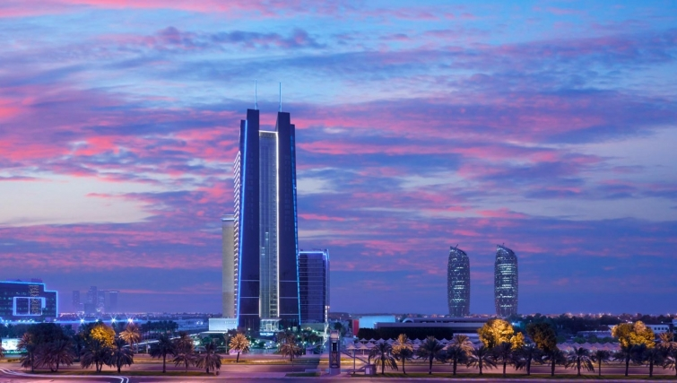 Overwhelming exterior at Dusit Thani Abu Dhabi Apartments
