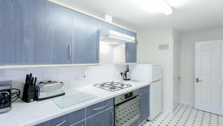Kitchen at Sabin Gates Apartment