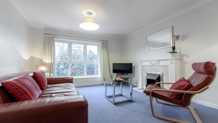Living area at Sabin Gates Apartment