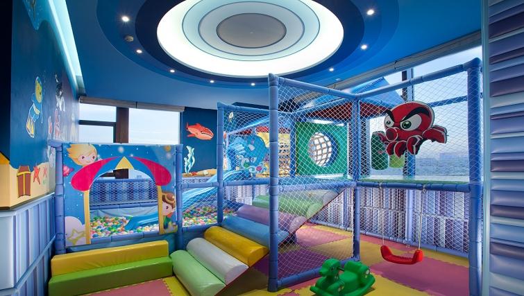 Kids area at Ascott Midtown Suzhou Apartments
