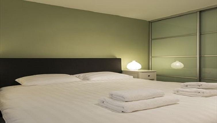 Bedroom in Lisa Apartment, Amsterdam