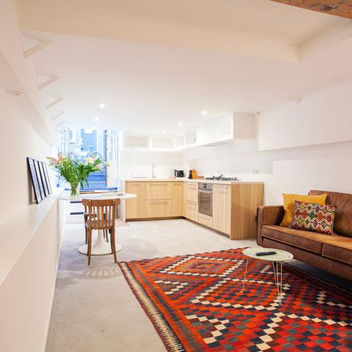 Lisa Apartment, Jordaan, Amsterdam