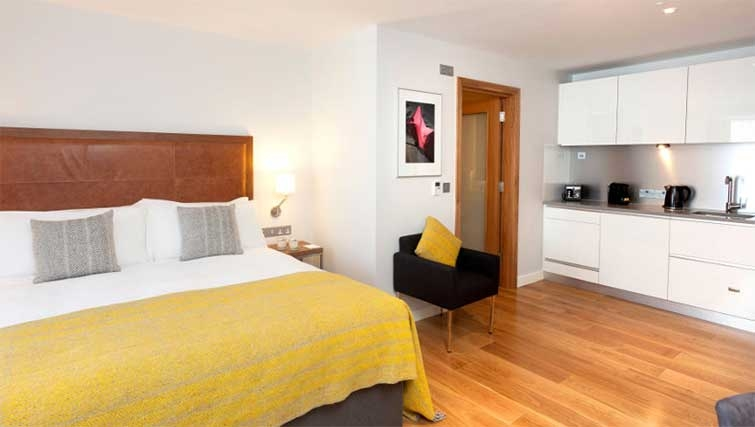 Studio at Premier Suites Dublin Ballsbridge