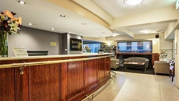 Reception at Quest Hobart Savoy