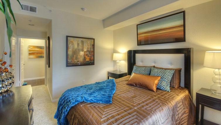 Bedroom at Cedar Walk Apartments