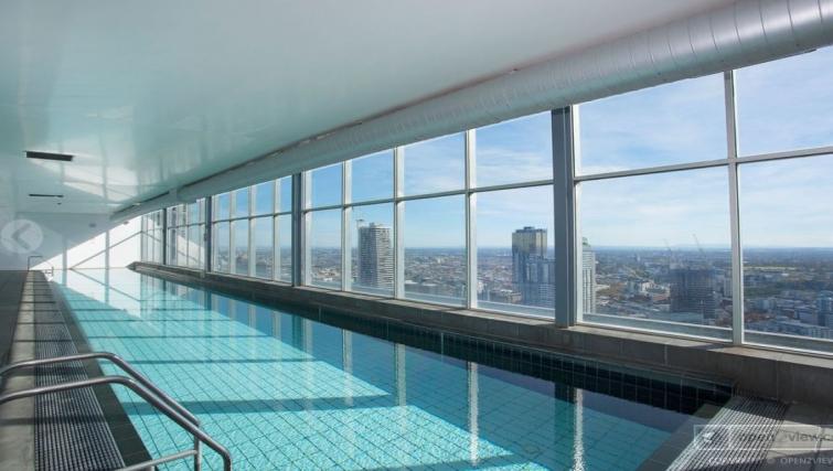 Pool at Jane Bell Lane Apartments