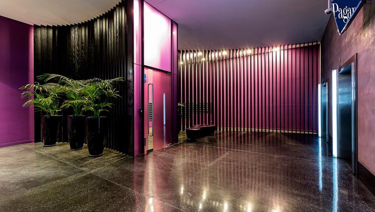 Foyer at Jane Bell Lane Apartment