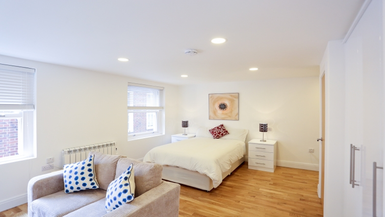 Studio apartment at Fleet Street Studio Apartments