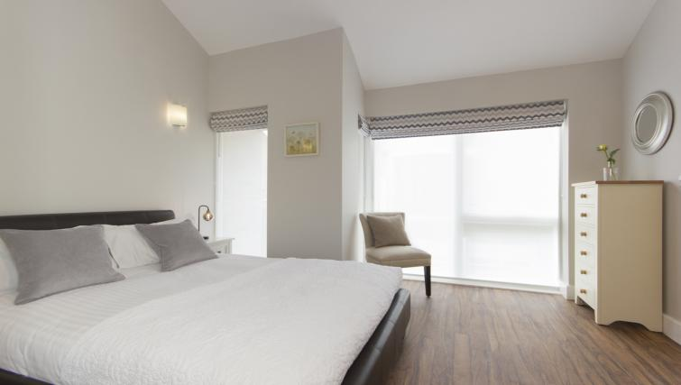 Bedroom at The Dales Apartments