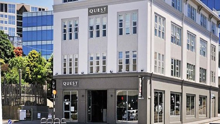 Exterior at Quest on Thorndon