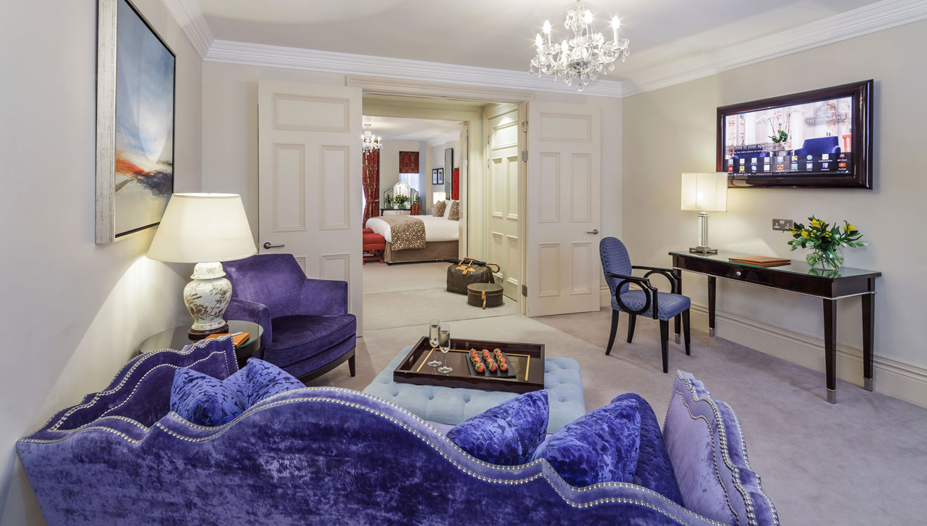 Lounge at The Apartments by The Sloane Club