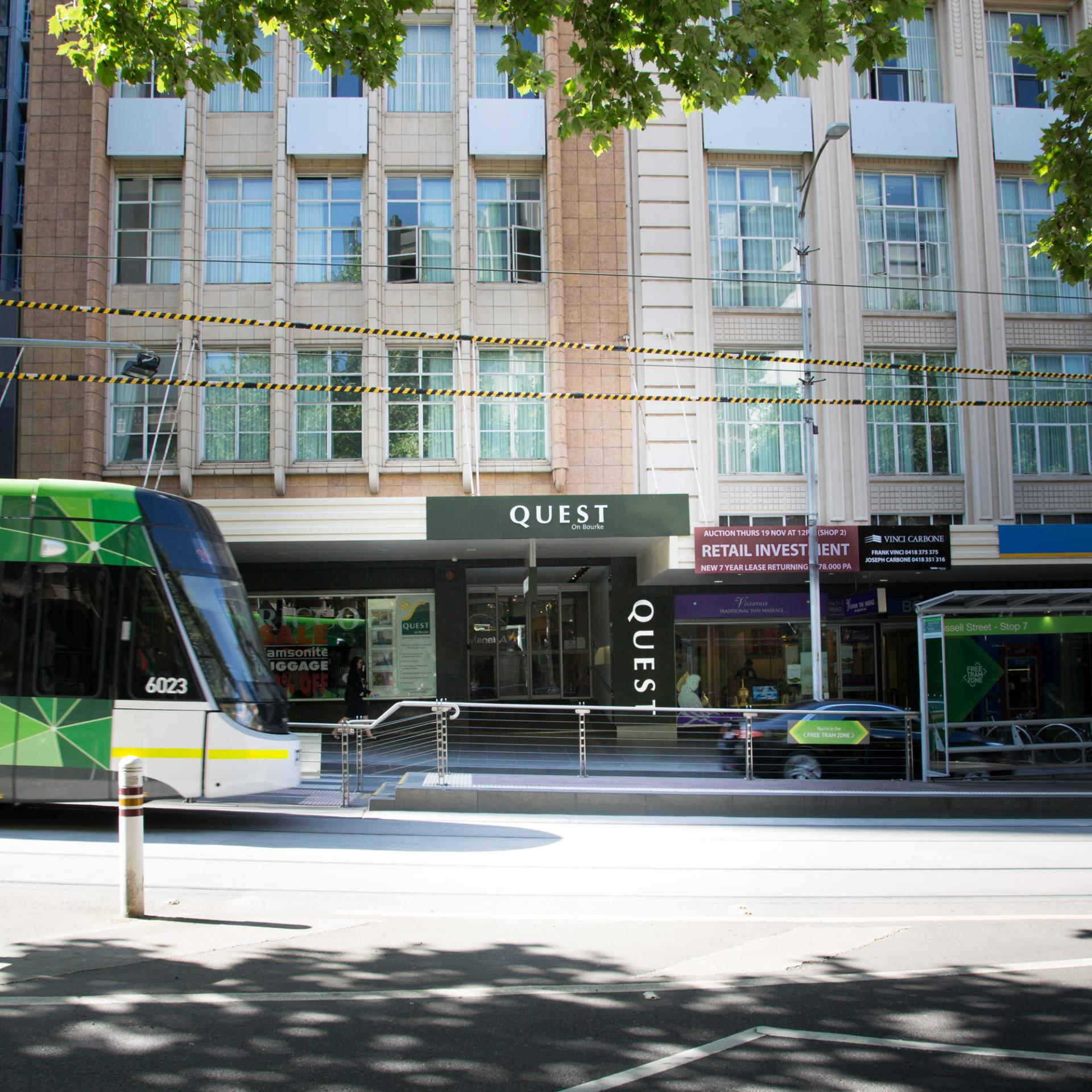 Quest On Bourke Apartments
