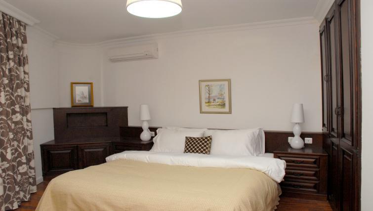 Bedroom at Cheya Residences Rumelihisarı