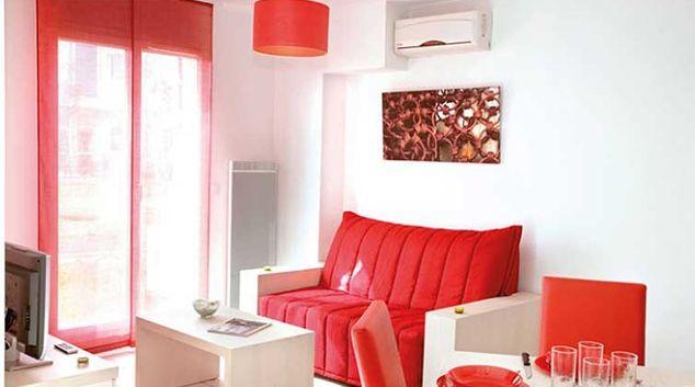 Living area at Appart City Bordeaux Aeroport Saint Jean D'Illac Park&Suites