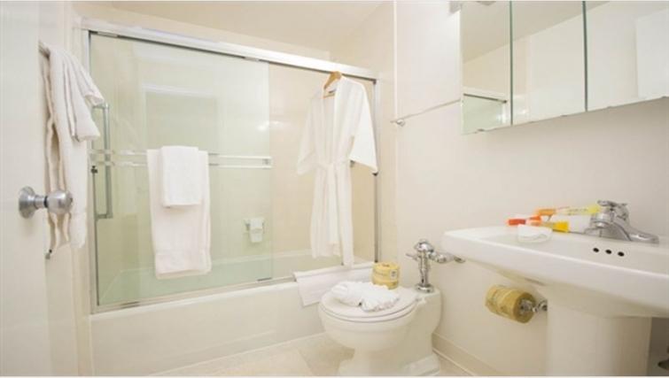 Bathroom at Gateway Apartment