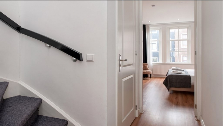 Hallway at Center Area Apartments, Amsterdam - Cityden