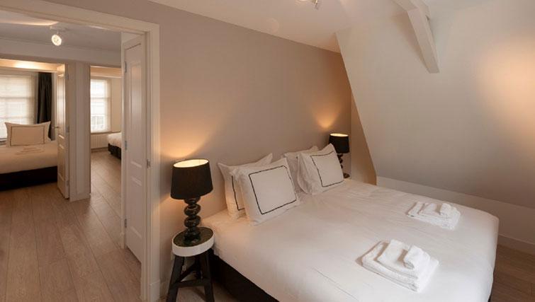 Double bedroom at Jordan 9 Streets, Amsterdam - Cityden