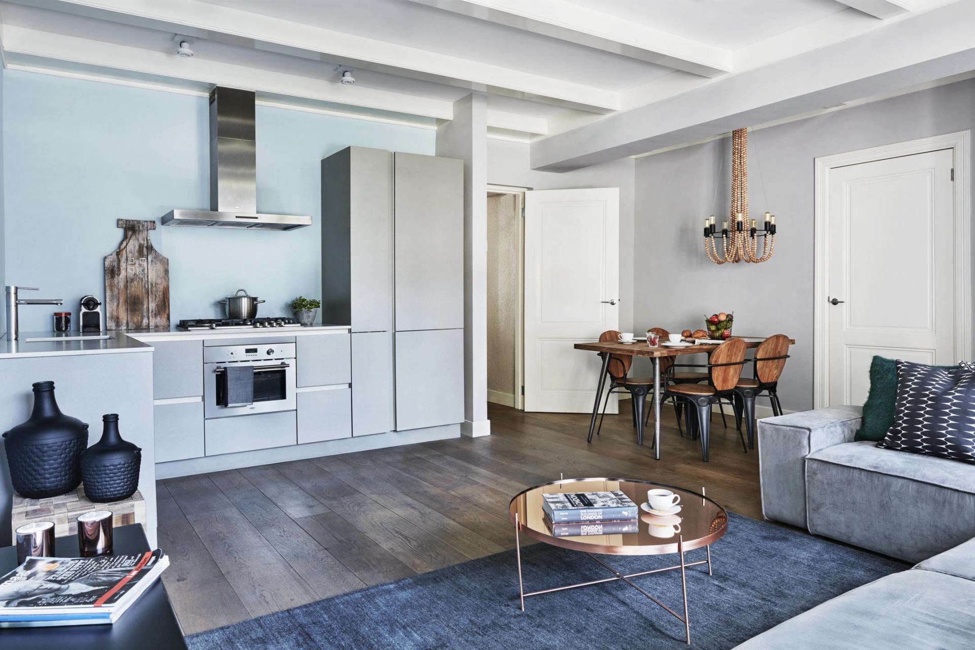 Open-plan at Old Center Apartments, Amsterdam - Cityden