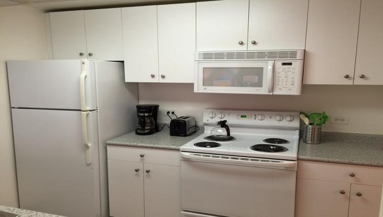 Kitchen at 333 River Street