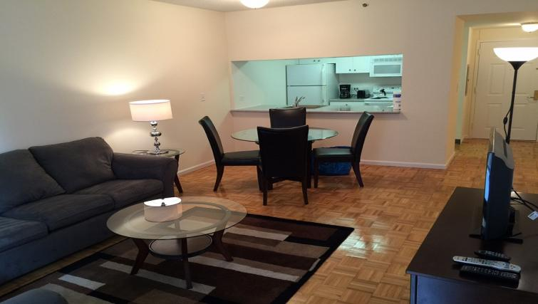 Dining area at 333 River Street