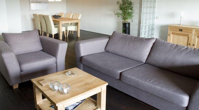 Living area at Mercure Tilburg Centrum Apartmentss
