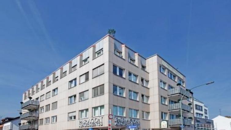 Exterior of Schwarzwaldstrasse Apartment
