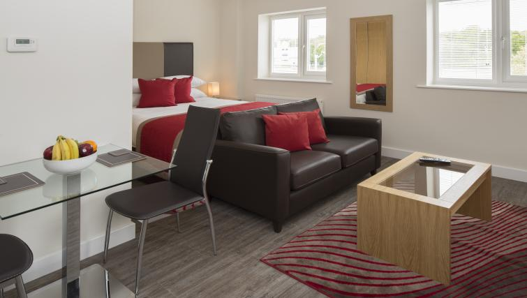 Studio at Beneficial House Apartments