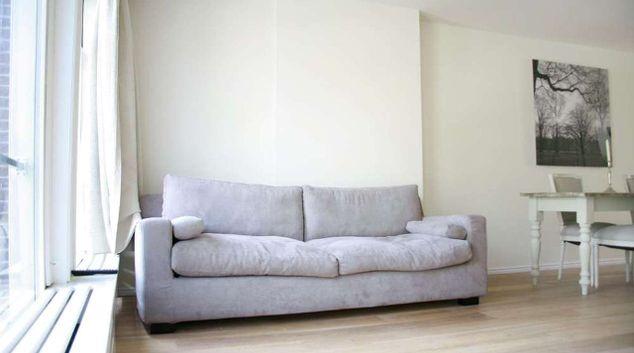 Sofa at Le Petit Prince III Apartment, Amsterdam