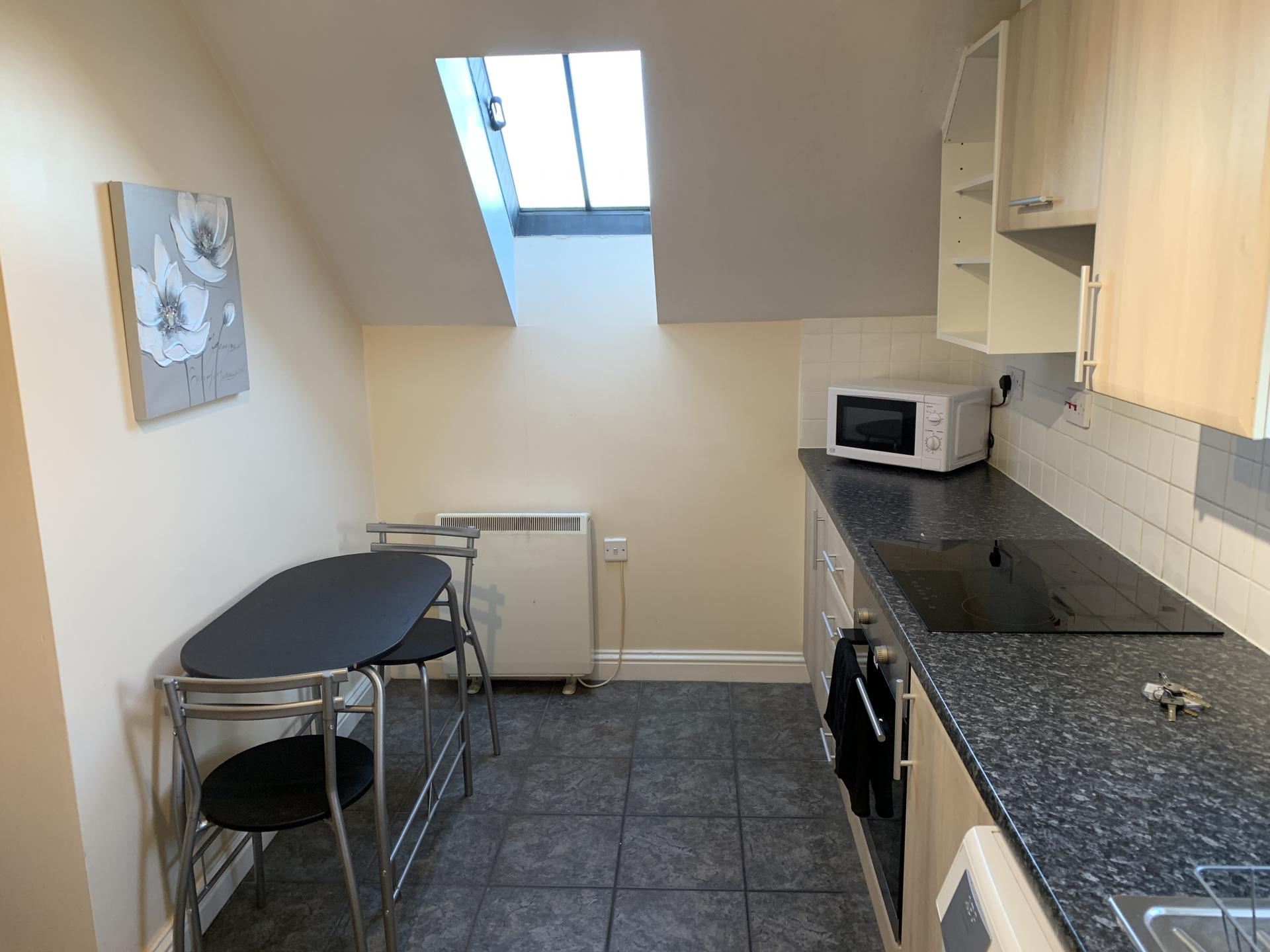 Dining in Peterhouse Close Apartments