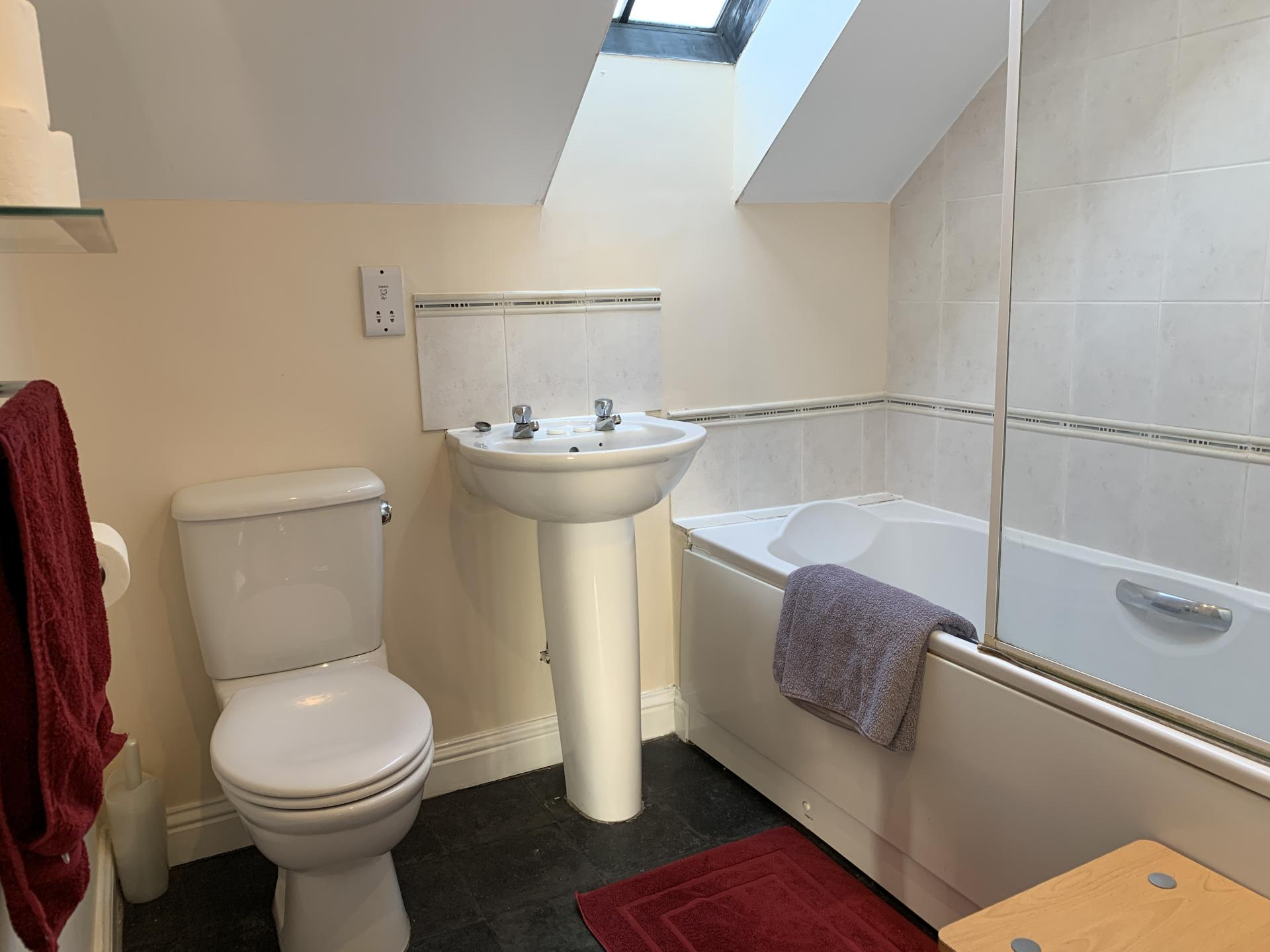 Sink in Peterhouse Close Apartments
