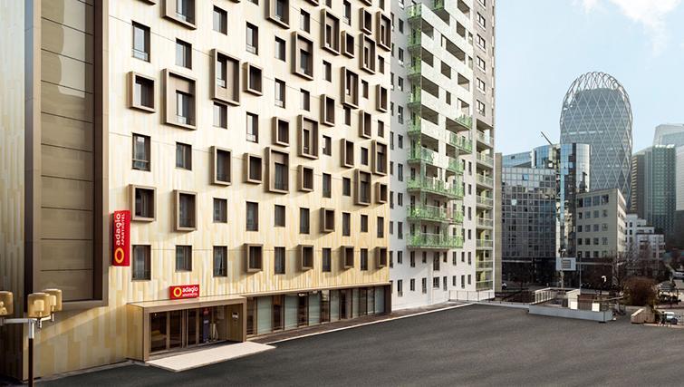 Exterior of Adagio la Defense Courbevoie