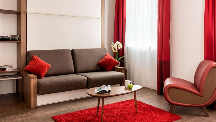 Sofa at Adagio la Defense Courbevoie