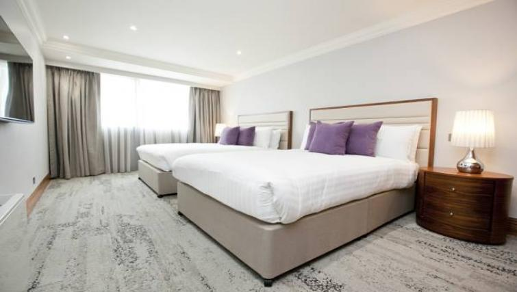 Large bedroom at Sanctum Maida Vale