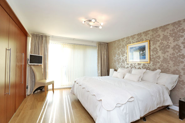 Bedroom at Kepplestone Apartments