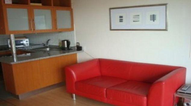 Living area at Trovador II Apartment