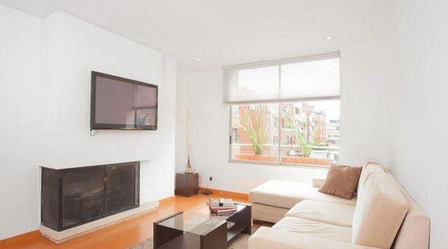 Living area at Mirador Apartment