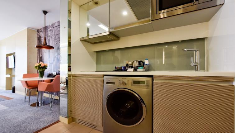 Laundry at Tango Arjaan Apartments