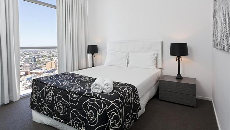 Bedroom in 3 bed at Mantra on the Quay