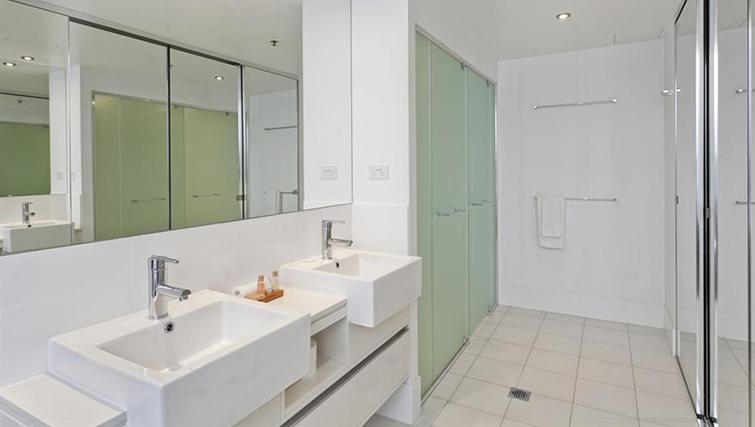 Bathroom in 3 bed at Mantra on the Quay