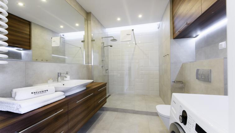 Bathroom at Brewery Residence