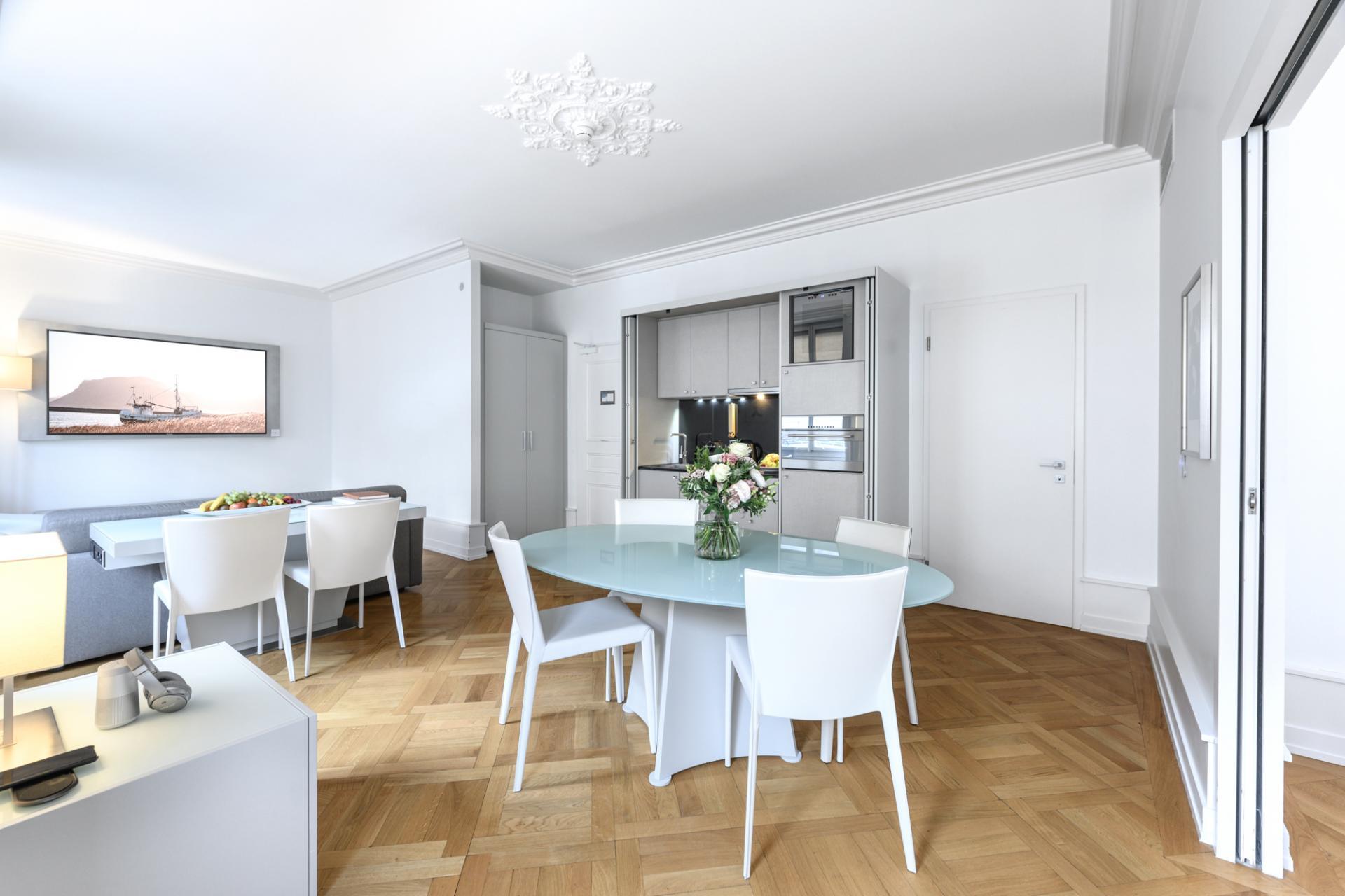 Swiss Luxury Serviced Apartments - Geneva - SilverDoor