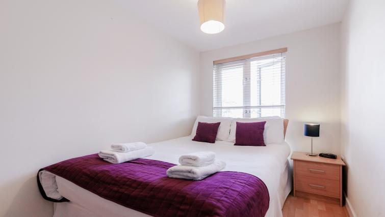Bedroom at Park Lane Apartments