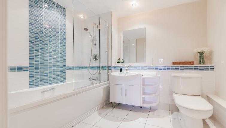 Bathroom at Park Lane Apartments