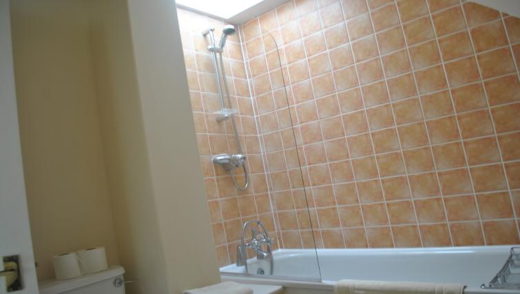 Bathroom at St Leonards' Apartment