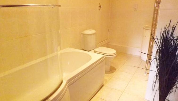 Bathroom at Winckley Square Apartment