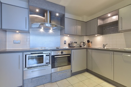 Kitchen facilities at  Still Life Vauxhall