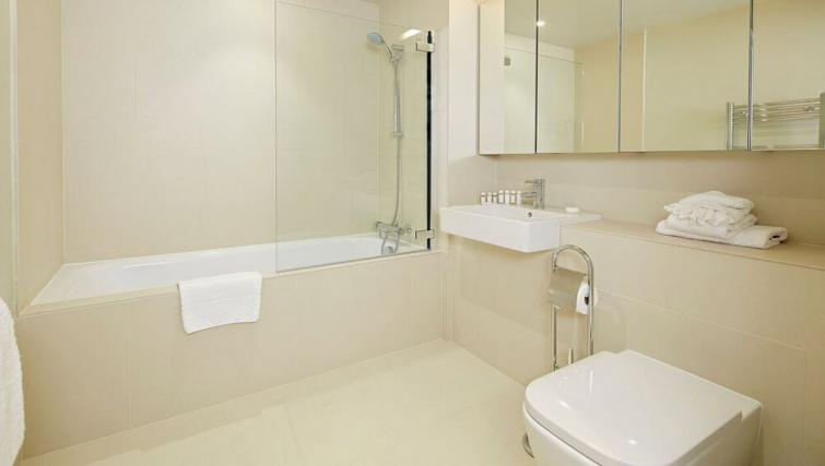 Bathroom at Oakwood Leather Lane