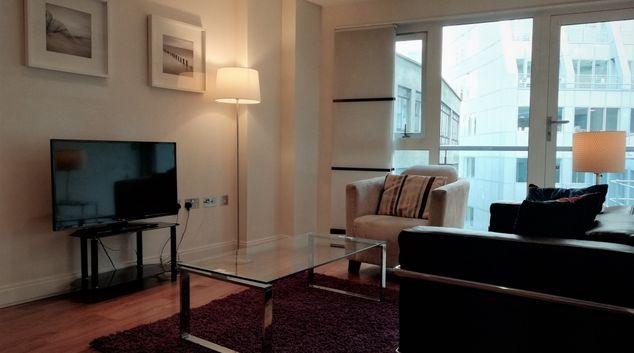 TV at Still Life Barbican, Barbican, London
